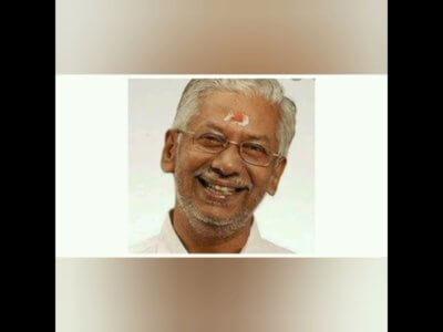 Tribute to S Ramesan Nair